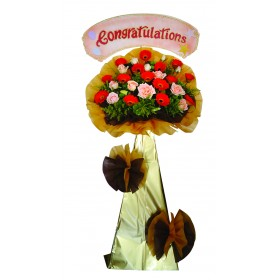 Congratulations Flower Stands