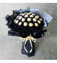 Ferrero Rocher Chocolate Hand Bouquet