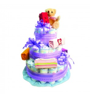 Diapers Cake & Gift