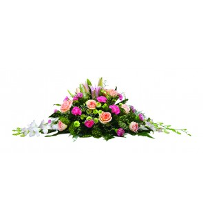 Casket Floral Arrangement