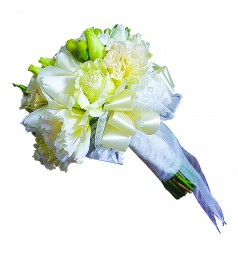 Roses and Eustoma